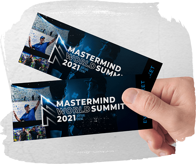 Mastermind World Summit Tickets